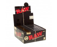 RAW Black Feuille a Rouler | King-Size Slim