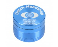 Grinder en Aluminium 4 parties (Dutch-Headshop) 76 mm
