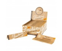Smoking Brun Thinnest Feuille á Rouler | King-Size Slim