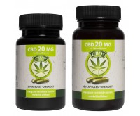 Capsules CBD (Jacob Hooy) 4% 20 mg