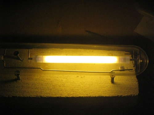 HPS Lampe Dutch Headshop