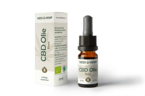L'huile au CBD Medihemp Dutch Headshop
