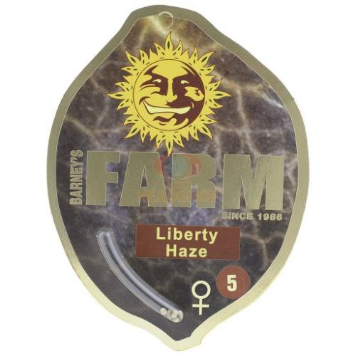 Liberty Haze Féminisée Graines Barney's Farm Dutch Headshop